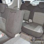 Suzuki Ertiga Dreza seats at 2016 BIMS