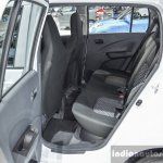 Suzuki (Maruti) Celerio with body kit rear cabin at the 2016 BIMS