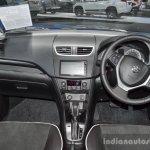 Suzuki Swift Sai edition dashboard at 2016 BIMS
