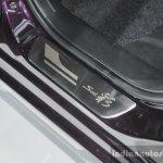 Suzuki Swift Sai edition door sill at 2016 BIMS