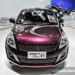 Suzuki Swift Sai edition front fascia at 2016 BIMS