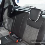 Suzuki Swift Sai edition rear seat back at 2016 BIMS