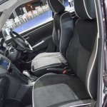 Suzuki Swift Sai edition seats at 2016 BIMS