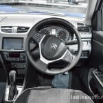 Suzuki Swift Sai edition steering at 2016 BIMS