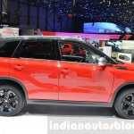 Suzuki Vitara S with 1.4L Boosterjet side at Geneva Motor Show 2016