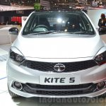 Tata KITE 5 front at the 2016 Geneva Motor Show
