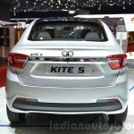 Tata KITE 5 rear at the 2016 Geneva Motor Show