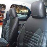 Tata Tiago front seats at Geneva Motor Show 2016
