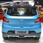 Tata Tiago rear at Geneva Motor Show 2016