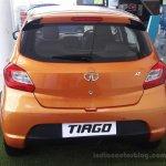 Tata Tiago rear at dealership