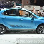 Tata Tiago side at Geneva Motor Show 2016