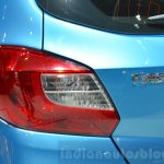 Tata Tiago taillight at Geneva Motor Show 2016
