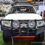 Tata Xenon 150 N-Xplore with Off-Road kit front 2016 BIMS
