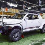 Tata Xenon 150 N-Xplore with Off-Road kit front three quarter 2016 BIMS