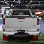 Tata Xenon 150 N-Xplore with Off-Road kit rear 2016 BIMS