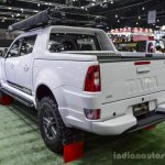 Tata Xenon 150 N-Xplore with Off-Road kit rear three quarter 2016 BIMS