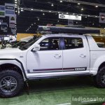 Tata Xenon 150 N-Xplore with Off-Road kit side 2016 BIMS
