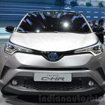 Toyota C-HR front at 2016 Geneva Motor Show
