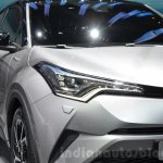 Toyota C-HR headlamp at 2016 Geneva Motor Show