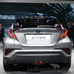 Toyota C-HR rear at 2016 Geneva Motor Show