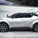 Toyota C-HR side left at 2016 Geneva Motor Show