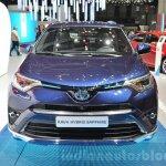 Toyota RAV4 Hybrid Sapphire front