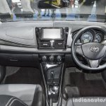 Toyota Vios Exclusive Edition dashboard at 2016 BIMS