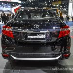 Toyota Vios Exclusive Edition rear at 2016 BIMS