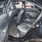 Toyota Vios Exclusive Edition rear seat at 2016 BIMS