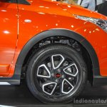 Toyota Yaris TRD Sportivo wheel at 2016 BIMS
