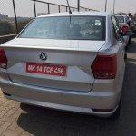 VW Ameo 1.5L DSG rear spied