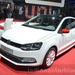 VW Polo Beats at the 2016 Geneva Motor Show