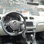 VW Polo Beats dashboard at the 2016 Geneva Motor Show