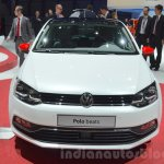 VW Polo Beats front at the 2016 Geneva Motor Show