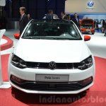 VW Polo Beats front view at the 2016 Geneva Motor Show