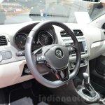 VW Polo Beats interior at the 2016 Geneva Motor Show