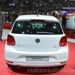 VW Polo Beats rear at the 2016 Geneva Motor Show