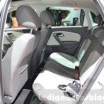 VW Polo Beats rear seat at the 2016 Geneva Motor Show
