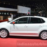 VW Polo Beats side at the 2016 Geneva Motor Show