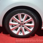 VW Polo Beats wheel at the 2016 Geneva Motor Show