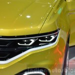 VW T-Cross Breeze concept at the Geneva Motor Show Live