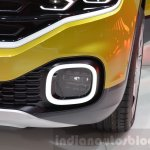 VW T-Cross Breeze concept fog lamp at the Geneva Motor Show Live