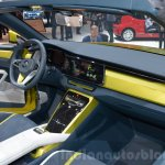 VW T-Cross Breeze concept interior at the Geneva Motor Show Live