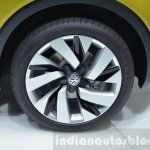 VW T-Cross Breeze rim concept at the Geneva Motor Show Live