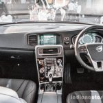 Volvo S60 Cross Country interior launched in India