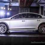 Volvo S60 Cross Country side profile launched in India