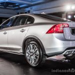 Volvo S60 Cross Country silver launched in India