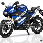 Yamaha R15 V3 Rendering