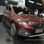 2016 Peugeot 3008 at Auto China 2016 front three quarters right side