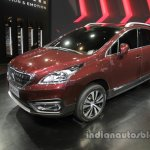 2016 Peugeot 3008 at Auto China 2016 front three quarters